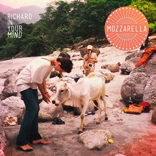 Richard In Your Mind - Mozzarella Album Artwork