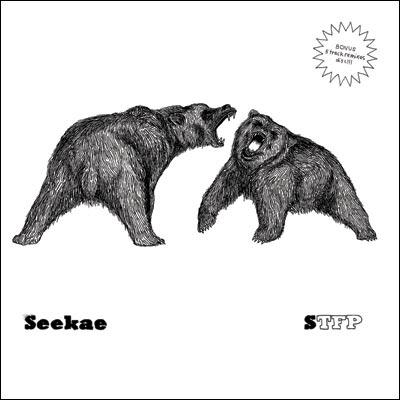 Seekae - STFP Album Artwork
