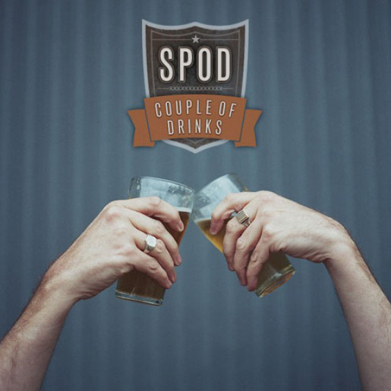 SPOD - Couple Of Drinks (Single) Album Artowrk