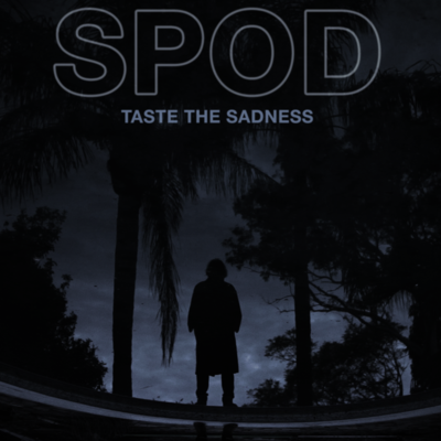 SPOD - Taste The Sadness Album Artwork