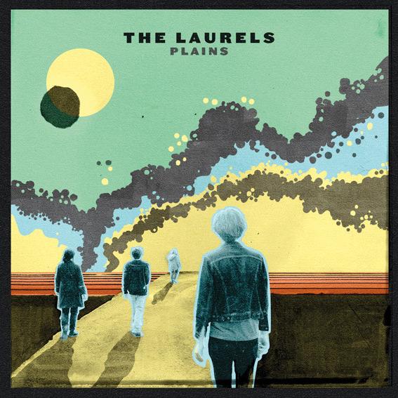 The Laurels - Plains Album Artwork