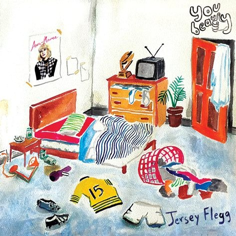 You Beauty - Jersey Flegg Album Artwork