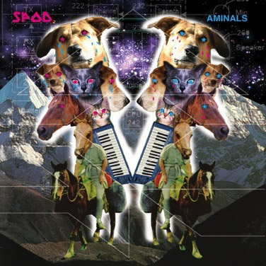 SPOD - Animals Album Artwork